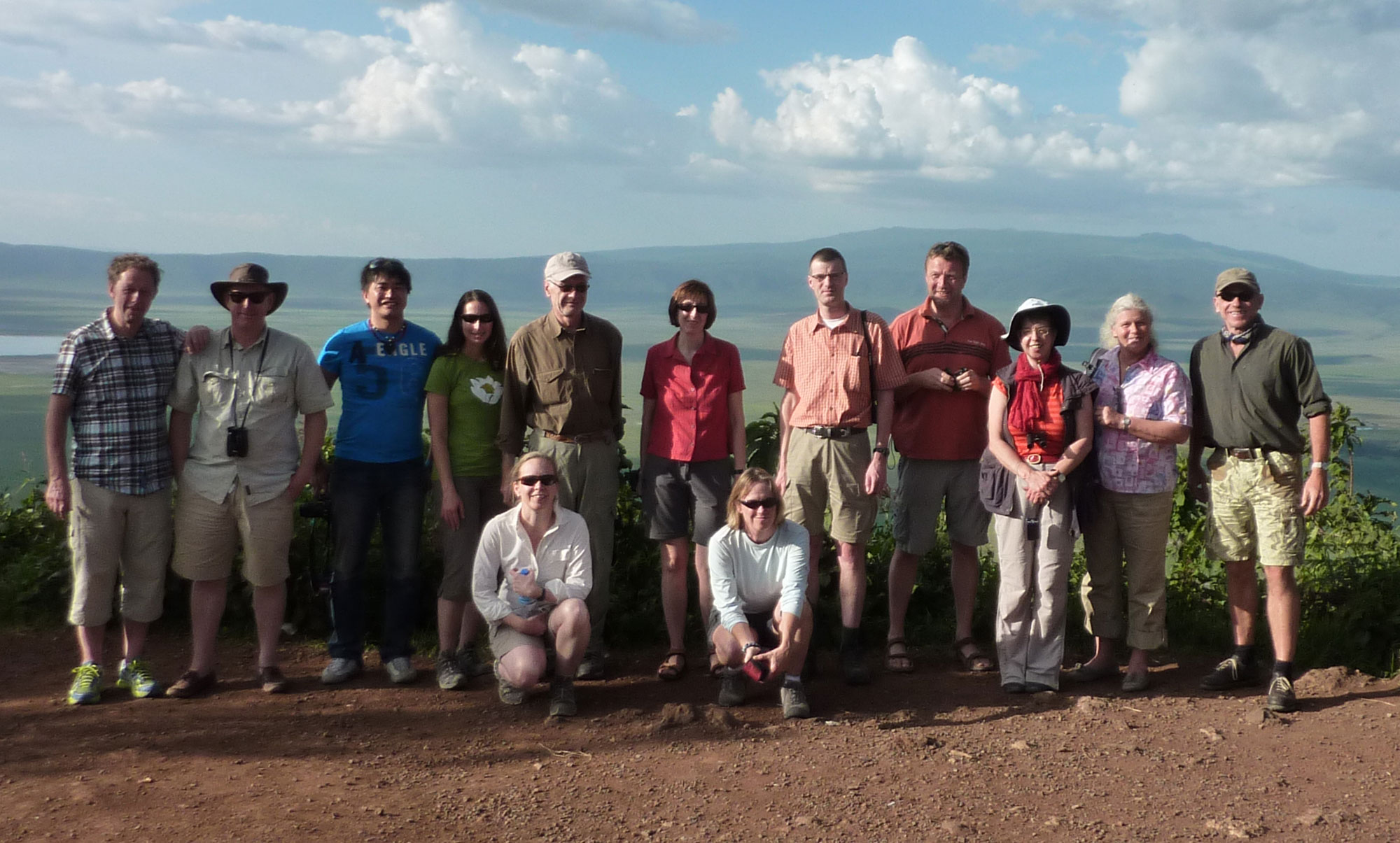 Travel Medicine - Our Group in Tanzania
