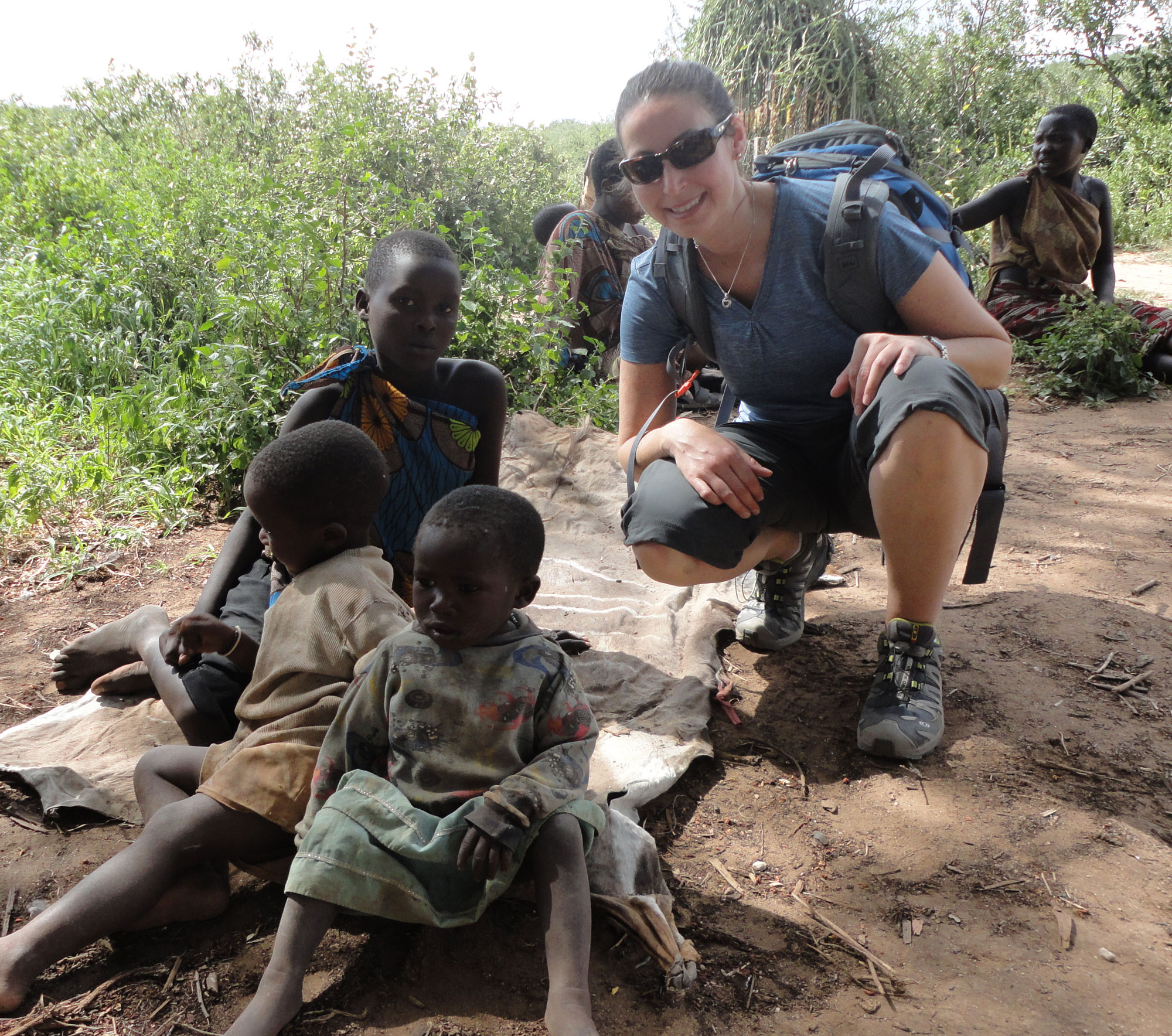 Travel Medicine - Visiting with the Hadzabe