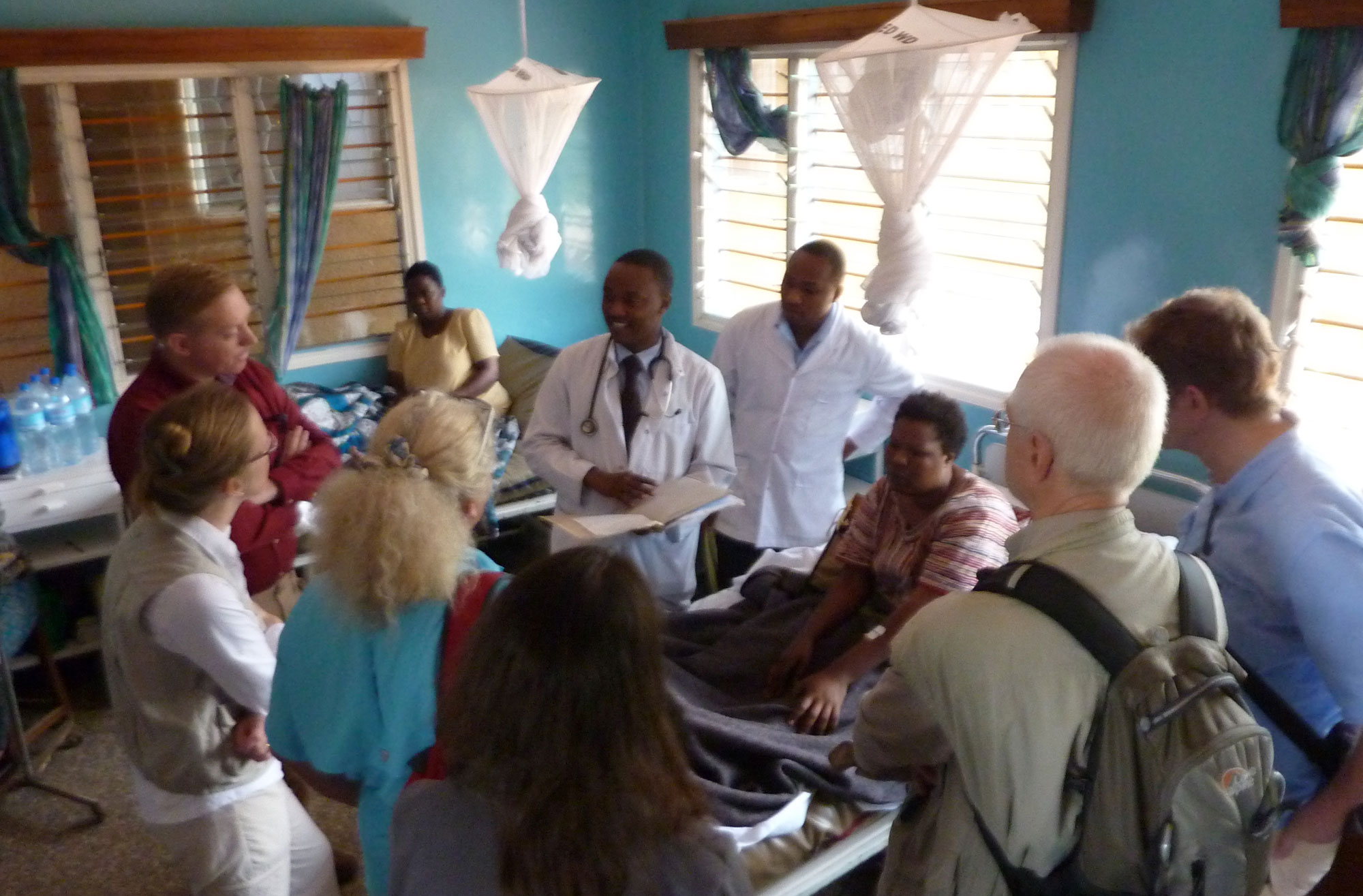 Travel Medicine - Hospital Rounds in Arusha